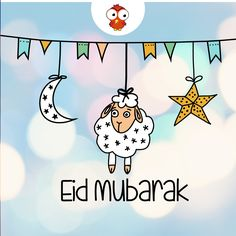 May Allah accept our sacrifice on Eid-ul-adha !! Eid Mubarak!!