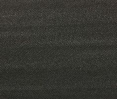 black herringbone- curtains