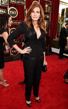 Julia Roberts on the SAG Awards 2015 red carpet Lab, Celebrity Look, Celebrity Babies, Celeb Style, Celebrity Photos, Celebrity News, Sag Awards, Hollywood Fashion, Hollywood Style