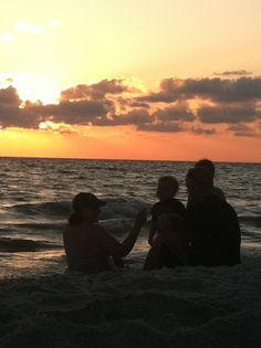 Sunset on Captiva Island, FL (June 2011)