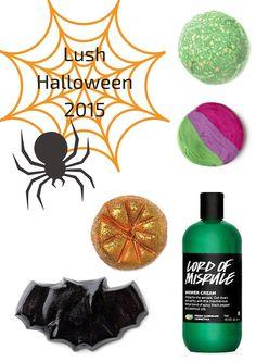 Lush Halloween 2015 Is Here!
