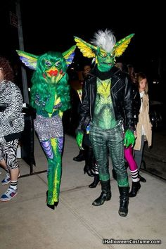Gremlins costumes for Halloween - Halloween Costumes 2013 ***so much want!!!!****