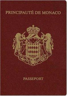 نتيجة بحث الصور عن monaco passport stamp