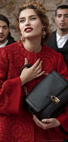 Dolce & Gabbana FW 13 Campaign