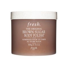 Spa Essentials To Gift That Special Someone In Your Life//#10 Fresh Brown Sugar Body Polish #rankandstyle