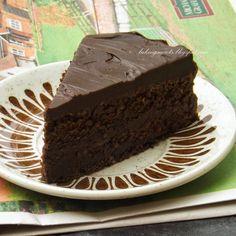 Baking Secrets: Velniškai šokoladinis tortas / Devil's Food Cake
