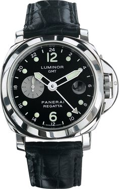 Luminor GMT Regatta 2002 - 44mm PAM00156 - Collection Luminor - Officine Panerai Watches