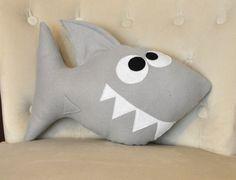 Tiburón almohadilla de la felpa Chomp la almohadilla por bedbuggs