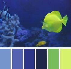 Underwater Hues colour palette inspiration from Design Seeds Scheme Color, Colour Pallette, Color Palate, Colour Schemes, Color Combos, Color Patterns, Design Seeds, Palette Design, Blue Home Decor