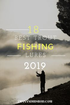 Fishing has been my passion for over 30 years. I have taken my experience and research to compose the 18 best trout fishing lures for You will also find and trout fishing tips bait Trout Fishing Lures, Fishing Rigs, Fishing Bait, Carp Fishing, Best Fishing, Saltwater Fishing, Fishing 101, Women Fishing, Shimano Fishing