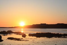 Sunset over Aberffraw, for more info check out my blog at https://studentinsnowdonia.com/2016/04/21/the-little-church-in-the-sea/ #aberffraw #anglesey #northwales #wales #sunset #coastline #church