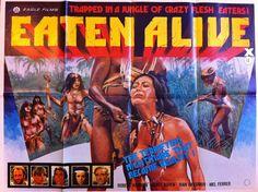 Eaten Alive (1980) directed by Umberto Lenzi