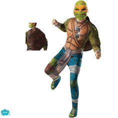 Disfraz de Michelangelo tortugas Ninja Movie para hombre