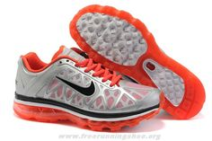 size 40 dd74b 03cc9 More and More Cheap Shoes Sale Online,Welcome To Buy New Shoes 2013 Womens Nike  Air Max 2011 Metallic Silver Black-Solar Red-Pro Platinum Sneakers  New ...