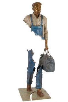 Bruno Catalano, my favourite sculptor Art Sculpture, Public Art, Amazing Architecture, Urban Art, Art Gallery, Metal Art, Digital Art, Creative, Pinterest Board