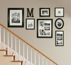 FrameEvent - Inspiration Gallery Great stairway inspiration from www.frameevent.com! Plus - Get one print free!