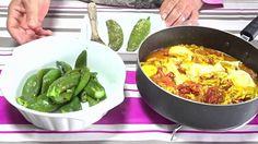 المطبخ التونسي - Tunisian Cuisine : Tastira Tunisienne - طريقة تحضير تسط...