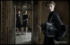 The Advertising Campaign Valentino Fall / Winter 2012 | FreeYork