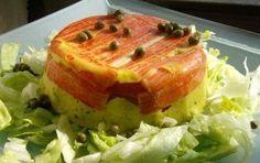 Recette de Terrine de surimi aux poireaux : la recette facile