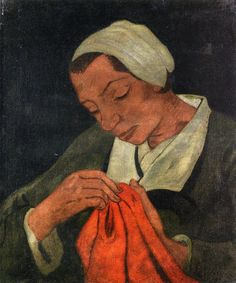 The sewer by @paulserusier #cloisonnism