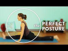 How to do the Splits   Perfect Posture   Rebecca Snowball #yoga #monkeypose #grokker #splits
