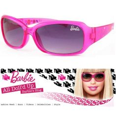 Barbie Kids Sunglasses For Girls