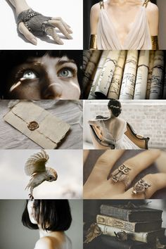 athena aesthetic (requested) more here // request here
