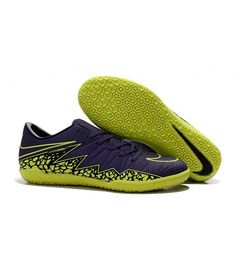 Nike Hypervenom Phelon II IC SÁLOVÁ muži kopačky modrý žlutý 73682831d3fce