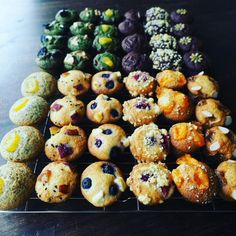Sweets Recipes, Cupcake Recipes, Baking Recipes, Desserts, Japanese Food, Doughnut, Donuts, Muffins, Treats
