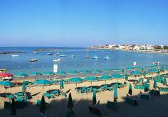 Lovely Santa Marinella is a quick getaway (photo courtesy: Gillian McGuire)