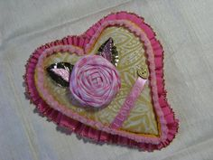 gingham heart by Colour Queen, via Flickr