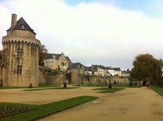 Vannes in Bretagne