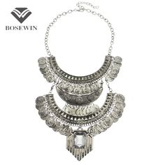 Vintage Jewelry Women Bohemia Gypsy Design Coins Tassel Choker Beach journey / Party Wear Big Statement Necklaces For Women That`s just superb!Visit our store --->  http://www.rumjewelry.com/product/vintage-jewelry-women-bohemia-gypsy-design-coins-tassel-choker-beach-journey-party-wear-big-statement-necklaces-for-women/ #shop #beauty #Woman's fashion #Products #homemade