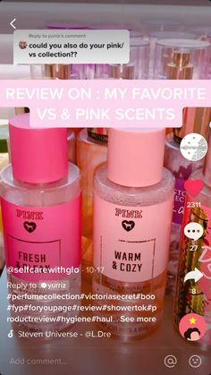 Perfume Body Spray, Bath And Body Works Perfume, Beauty Care Routine, Skin Care Routine Steps, Victoria Secret Fragrances, Victoria Secret Perfume, Nice Perfumes, Shampoo, Perfume Scents