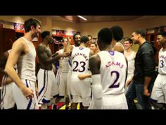 The McLemore, by the KU Jayhawks Basketball team