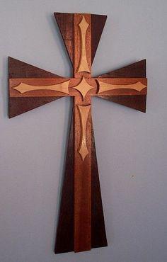 Custom Made Cross Of Christ