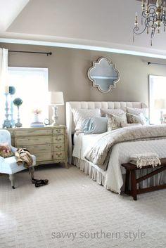 1000 Ideas About Farmhouse Master Bedroom On Pinterest