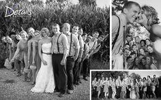 Fun wedding party shots.  Widman Wedding - Details Nashville    ww.detailsnashville.com