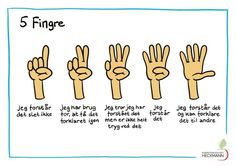 """A4, """"5 fingre"""" Teaching Schools, Teaching Kids, Visible Learning, Cooperative Learning, 1st Grade Math, Classroom Inspiration, School Hacks, Learning Tools, Best Teacher"""
