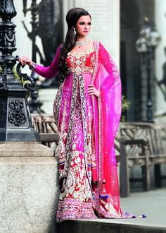 gorgeous traditional Moghul dress....