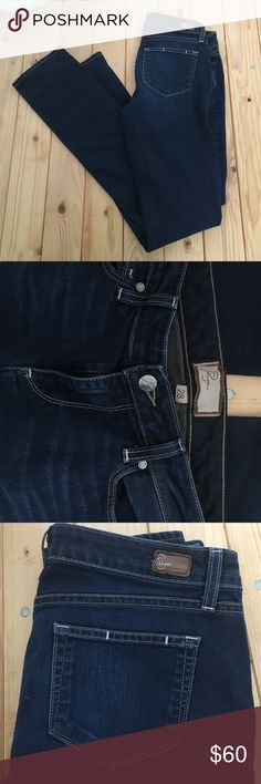 Paige Dark Wash Jeans Size 28. In like new condition Paige Jeans Jeans Skinny