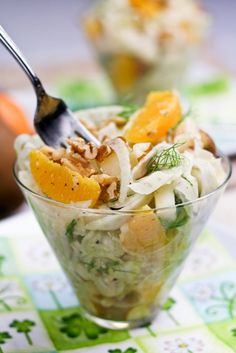 Orange and Fennel Salad #FennelFriday