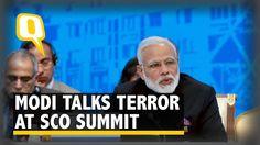 PM Modi and Nawaz Sharif Endorse SCO's Resolve to Fight Terrorism