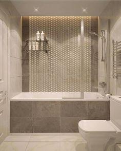 51 Best ideas guest bathroom remodel diy home decor Guest Bathroom Remodel, Bathtub Remodel, Shower Remodel, Apartment Bathroom Design, Bathroom Design Luxury, Modern Bathroom, Baths Interior, Home Interior, Minimalist Baths