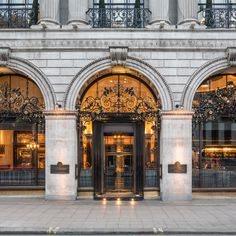 Afternoon Tea Review - The Wolseley, London