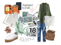 """Summer To Fall"" by doorstepping on Polyvore featuring moda, American Eagle Outfitters, Chicwish, Isabel Marant, Danese ve Steven by Steve Madden"