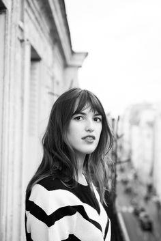 Serious Parisian perfection. http://www.thecoveteur.com/jeanne-damas/