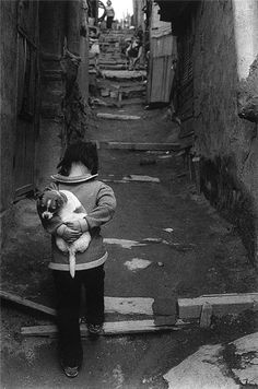 Exceptional collection of daily life photos from the 1970s by Kim Ki Chan [사진작가] 김기찬(金基贊, 1938-2005) - 골목안 풍경 : 네이버 블로그