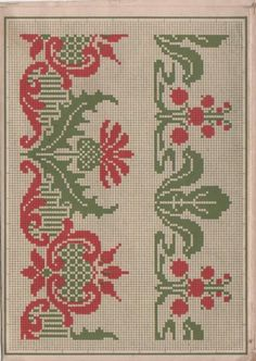 Gallery.ru / Фото #12 - *** - paradisea Just Cross Stitch, Cross Stitch Art, Cross Stitch Borders, Cross Stitch Designs, Cross Stitching, Cross Stitch Embroidery, Cross Stitch Patterns, Vintage Embroidery, Embroidery Patterns