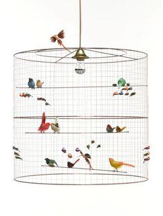 Bird Cage - Años Luz Iluminación